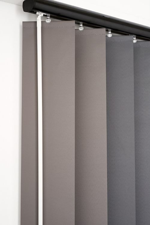 Vibe 127mm Block Out Vertical Blinds