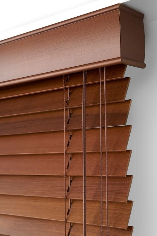 Cedar Venetian Blinds - 46mm Lacquered