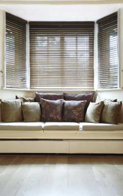 Visionwood Venetians - 50mm PVC