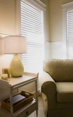 Visionwood Venetians - 63mm PVC