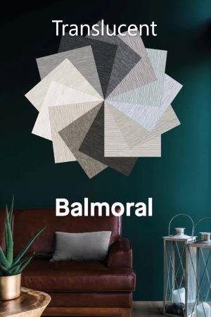 Balmoral - Textured Translucent Roller Blinds