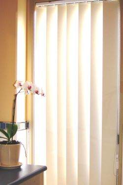 Focus - 127mm Block Out Vertical Blinds
