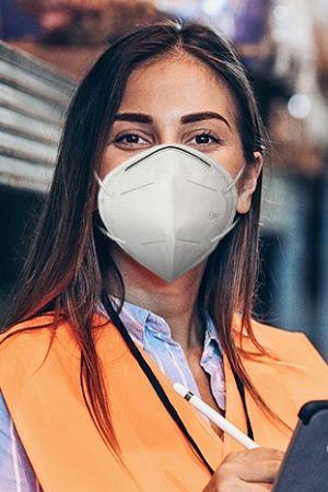 Face Masks - KN95 PPE Grade