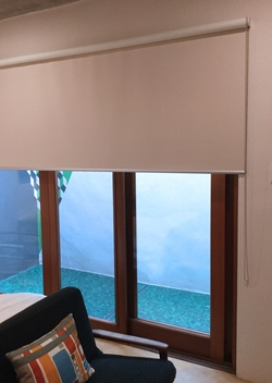 One Block Roller Blinds