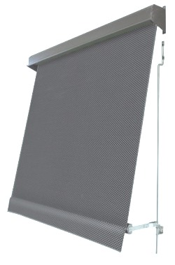 Auto Spring Awning in Mode Privacy Screen