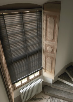Pure Shadow Venetians - 50mm Timber