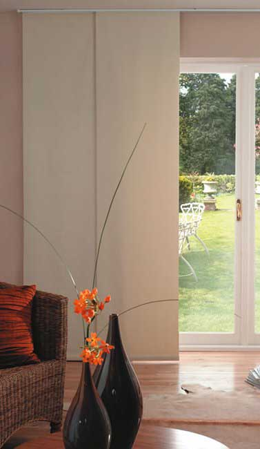 Serengetti Translucent Panel Blinds