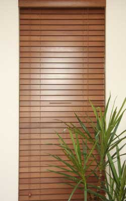 Ready Made 50mm Timber Venetian Blinds