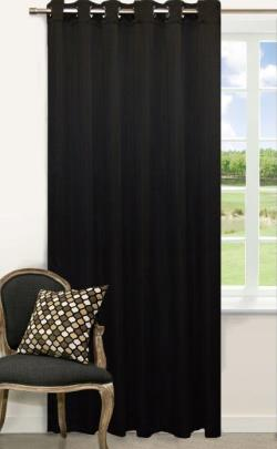 Umbra Eyelet Curtain Triple Weave