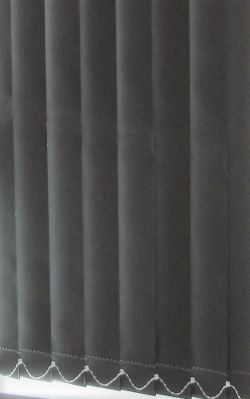 Vibe 90mm Block Out Vertical Blinds