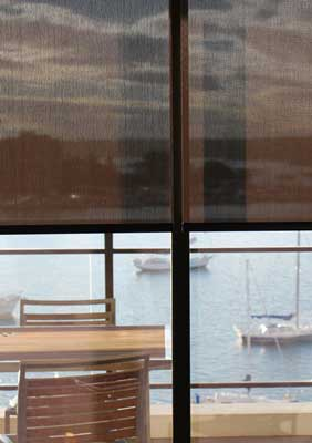 Vividshade Premium Screen Roller Blinds