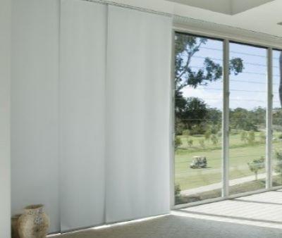 Mantra Translucent Panel Blinds