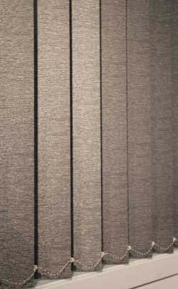 Balmoral 90mm Blockout Vertical Blinds