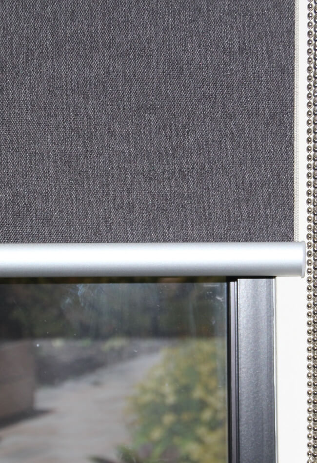 Jersey Textured Block Out Roller Blinds