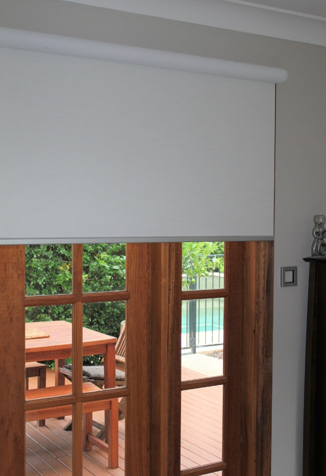 Kew Block Out Roller Blinds