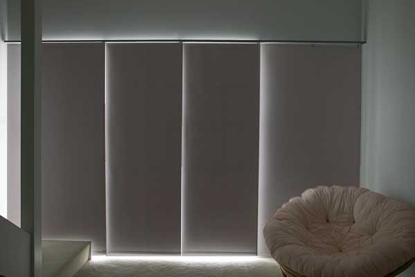 Metroshade Blockout Panel Blinds