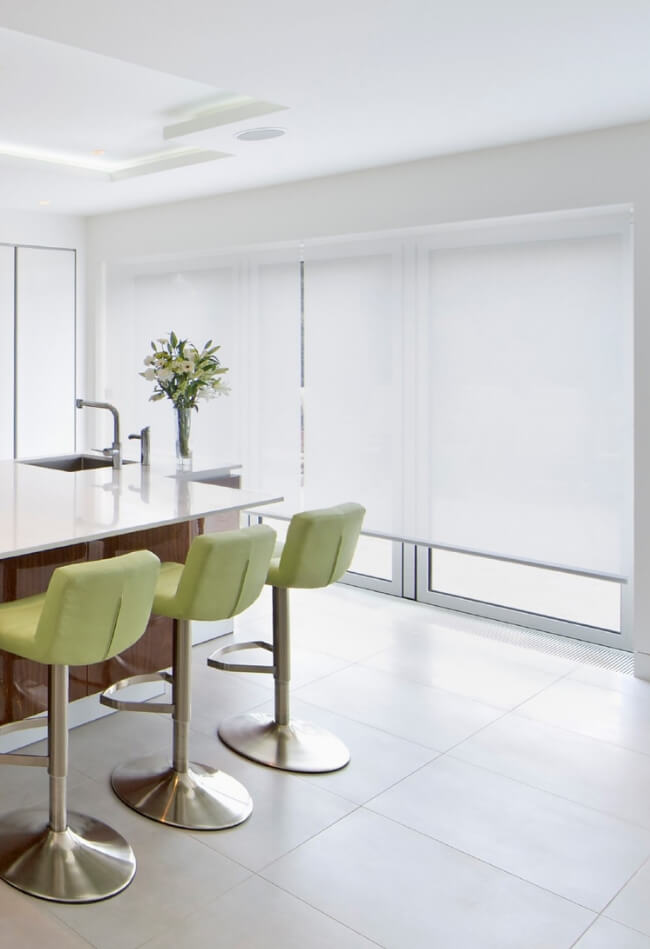 Palm Beach Translucent Roller Blinds