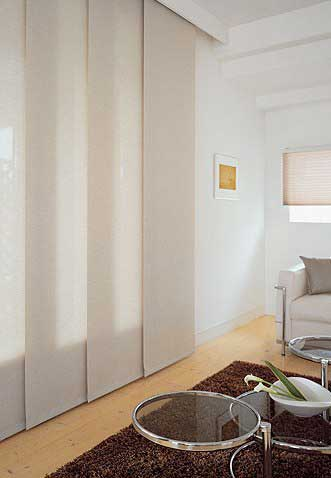 Sunscreen Panel Blinds