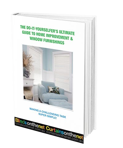 Do-It-Yourselfers Guide to Home Improvement and Window Furnishing Ebook