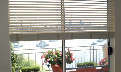 Wood Effect Express 50mm Venetians 20% Off SOFYS