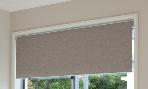 SOFYS Supreme Express Textured Blockout Roller Blinds. Fast, stylish and 20% Off