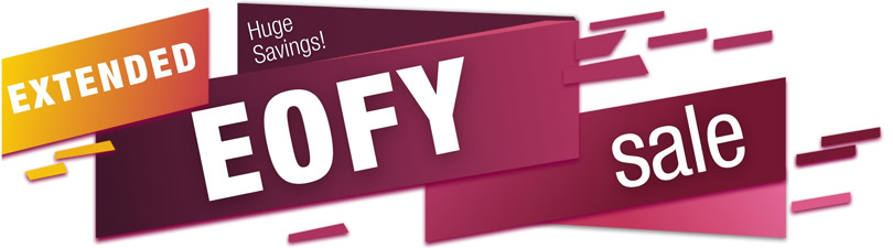 EOFY Sale Extended