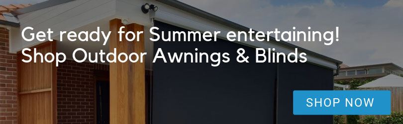 Shop outdoor awnings and blinds